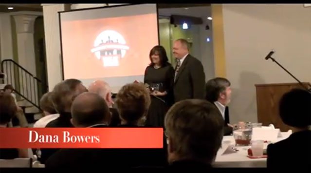 Dana Bowers Induction Video