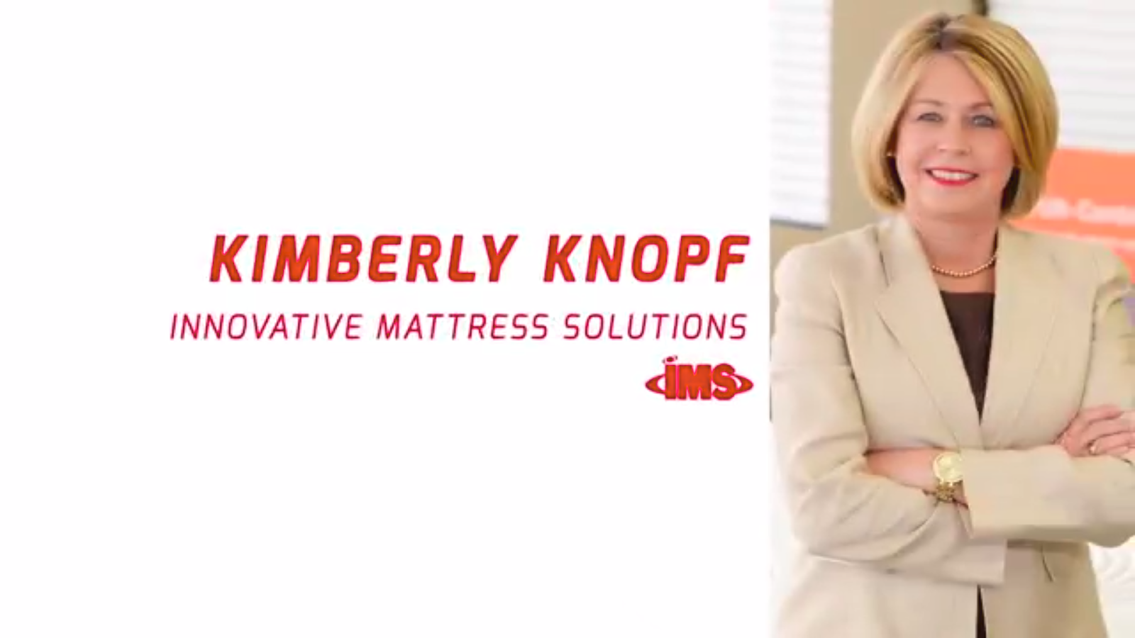 Kimberly Knopf Profile Video