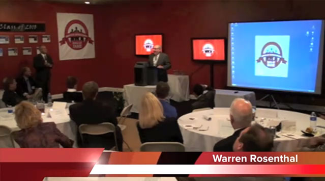 Warren Rosenthal Induction Video