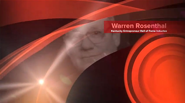 Warren Rosenthal Profile Video
